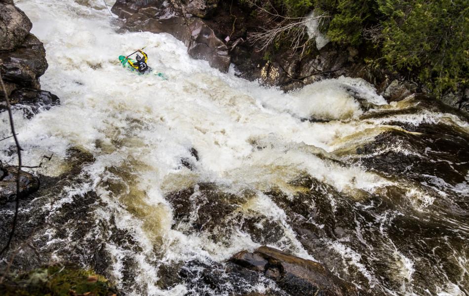 Marcos Gallegos 2014 Whitewater Grand Prix Giant Slalom