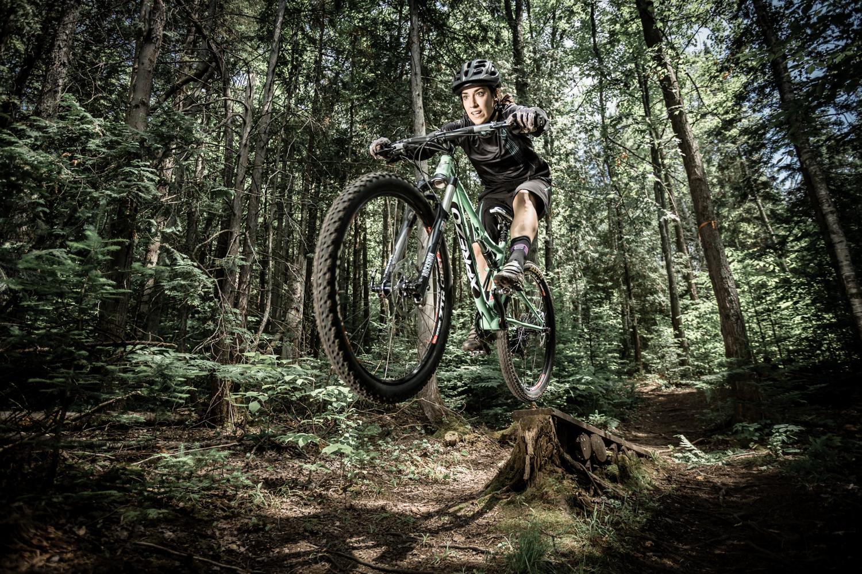 Shooting pour TREES Mountain Apparel 2015