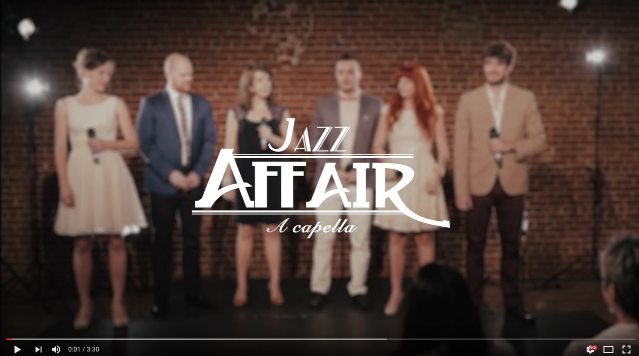 Dylan Page Jazz Affair