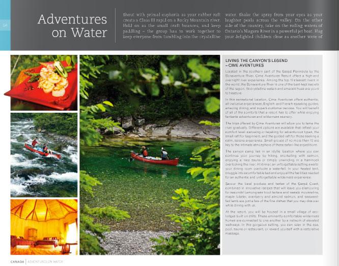 Couverture de la brochure Jonview Canada