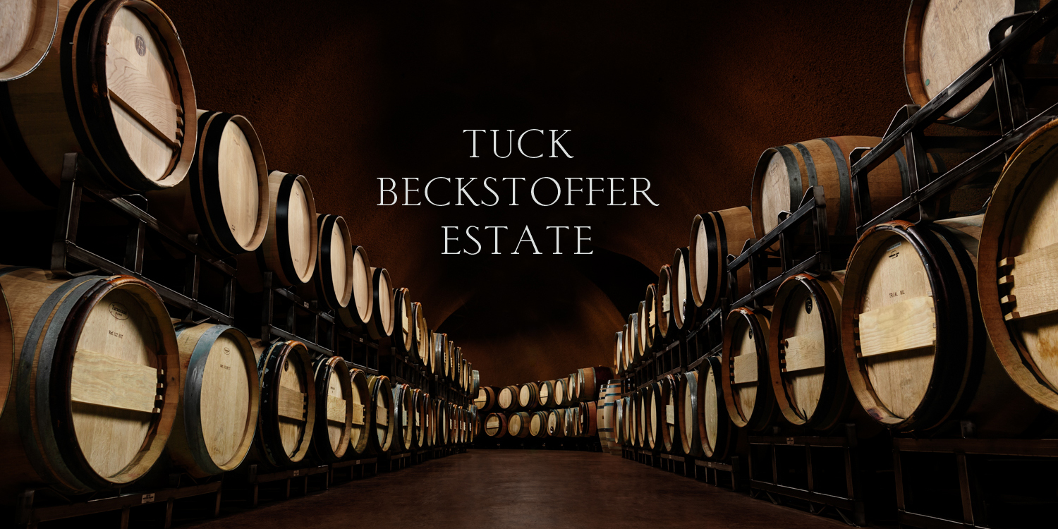 Tuck Beckstoffer Wines, Napa Californie