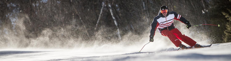 Shooting Avalanche skiwear 2014